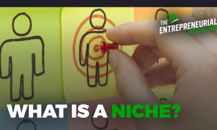 What is a Niche?