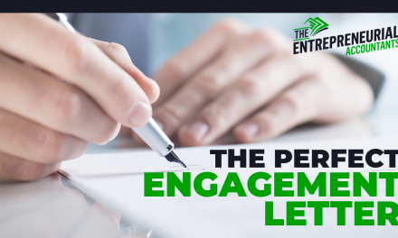 The Perfect Engagement Letter [Free Download]