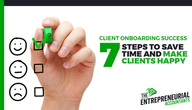 Client Onboarding Success: 7 Steps to Save Time and Make Clients Happy